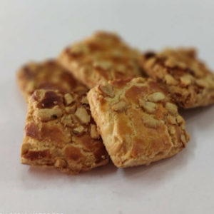 Milk Badam Biscuit