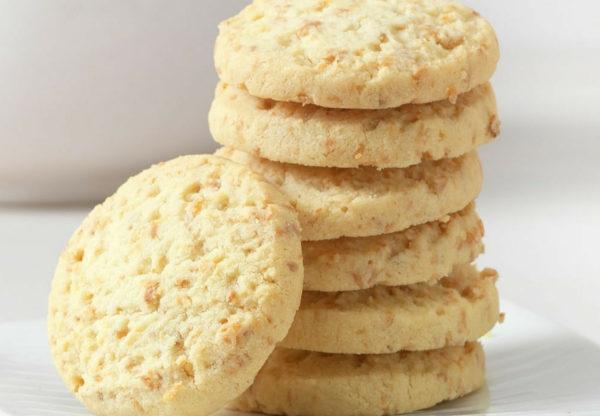 Cocunut Biscuits