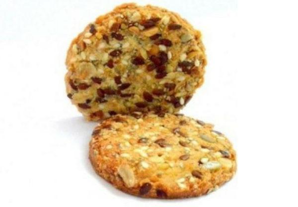 Multigrain Cookies