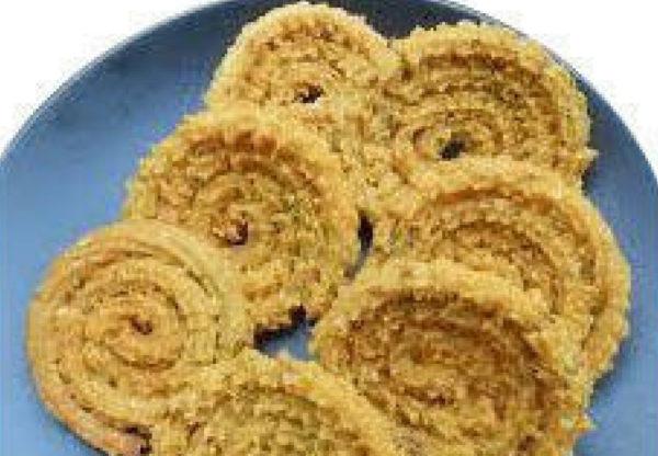 Butter Chakri