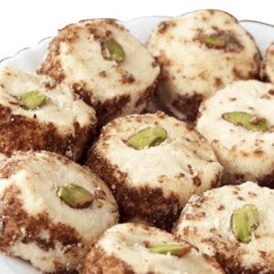 Chocolate Pista Khatai