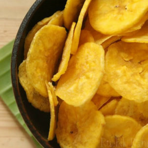 Plain Banana Chips