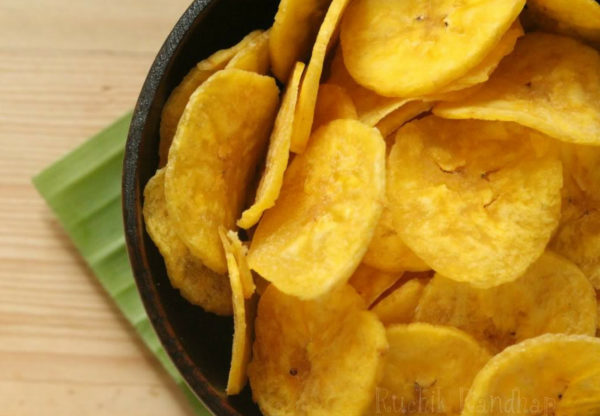 Plain Banana Chips