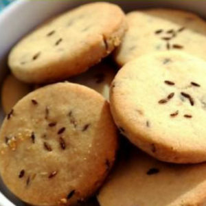 Special Jeera Cookies